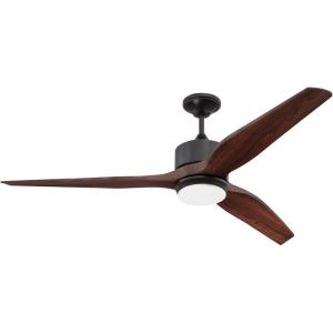 "Mobi - 60"" Ceiling Fan with Light Kit (Blades Sold Separately)"
