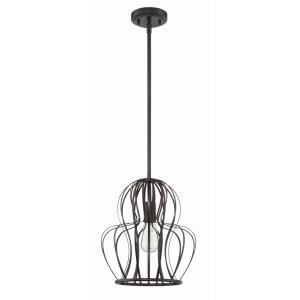 120 Inch One Light Mini Pendant