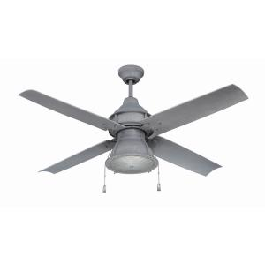 "Port Arbor - 52"" Ceiling Fan with Light Kit"