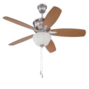 Penbrook - 52 Inch Ceiling Fan with Light Kit