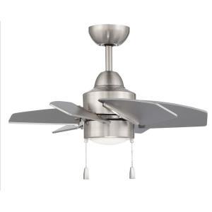 Propel II - 24 Inch 6 Blade Ceiling Fan with Light Kit