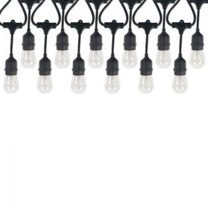 24' Light Incandescent Outdoor String Light