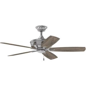Sloan - Ceiling Fan in Transitional Style - 56 inches wide by 16.61 inches high