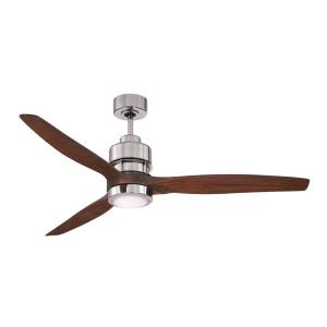"Sonnet - 52"" Ceiling Fan with 60"" Blade and Light Kit"