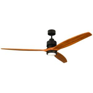 Sonnet - Ceiling Fan with Blades and Light Kit - 60 inches wide by 16.77 inches high