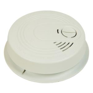 Smoke Alarm AC with Battery Backup