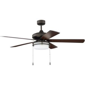 Stonegate - 52 Inch Ceiling Fan with Light Kit