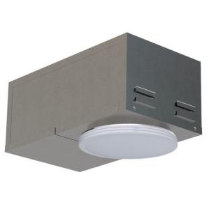 Decorative Ventilation - Bath Exhaust Fan Kit - 7.62 inches wide by 4.12 inches high