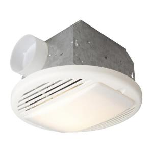 "9"" Decorative Bathroom Exhaust Fan"