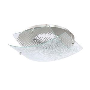 Decorative Ventilation - 13.59 Inch Bath Exhaust Fan Retrofit Kit with LED Light