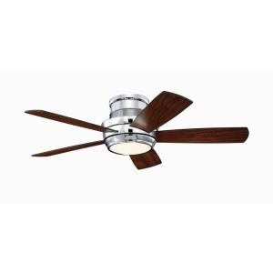 "Tempo Hugger - 44"" Ceiling Fan with Light Kit"