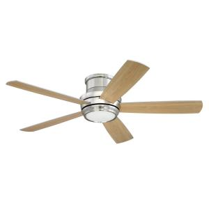 "Tempo Hugger - 52"" Ceiling Fan with Light Kit"