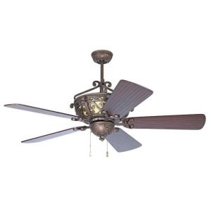 "Toscona - 52"" Ceiling Fan"