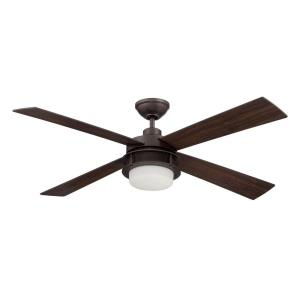 Urban Breeze - 52 Inch Ceiling Fan with Light Kit