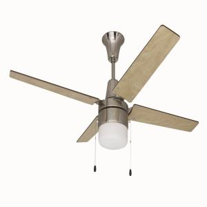 Wakefield - 48 Inch Ceiling Fan with Light Kit