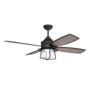 Waterfront - 52 Inch Ceiling Fan with Light Kit