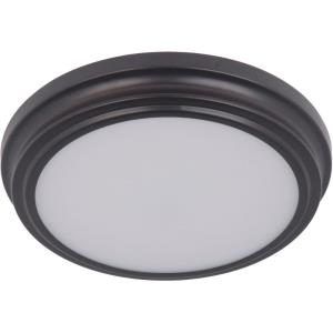 X66 Series - 9 Inch 12W 1 LED Flush Mount
