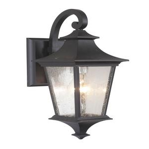 Argent II - One Light Small Outdoor Wall Mount