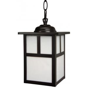 Mission - One Light Outdoor Pendant