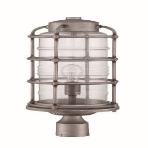 Hadley - One Light Outdoor Post Lantern
