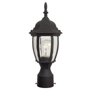 One Outdoor Small Post Light