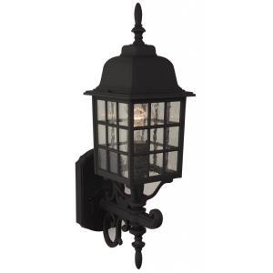 Grid Cage - One Outdoor Medium Post Light