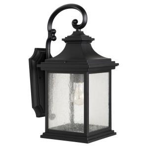 Gentry - One Light Outdoor Medium Wall Mount