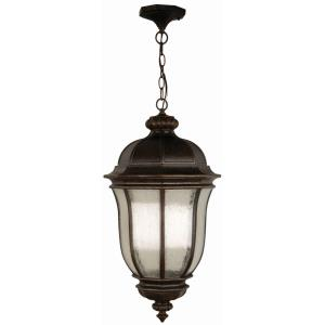 Harper - Three Light Large Pendant in Traditional Style - 9 inches wide by 24.31 inches high