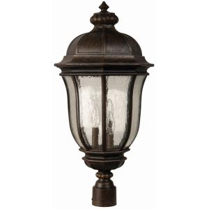 Harper - Three Light Post Lantern