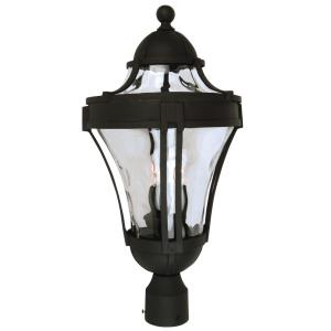 Parish - Three Light Outdoor Large Post Mount
