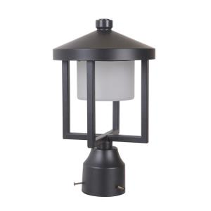 Alta - 12.50 Inch 8.5W 1 LED Medium Outdoor Post Lantern