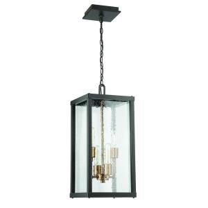 Farnsworth - Four Light Large Outdoor Pendant