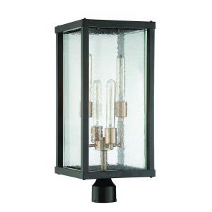 Farnsworth - Four Light Large Outdoor Post Lantern