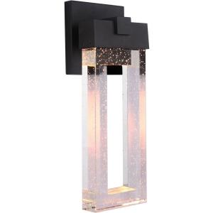 "Cantrell - 14.13"" 12W 1 LED Outdoor Small Wall Lantern"