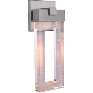 "Cantrell - 17.63"" 12W 1 LED Outdoor Medium Wall Lantern"