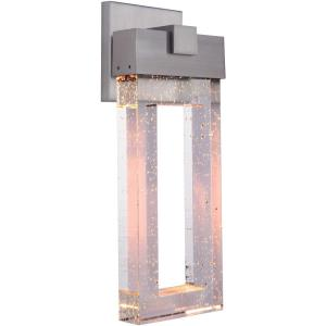 "Cantrell - 20.68"" 12W 1 LED Outdoor Large Wall Lantern"