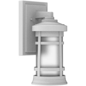 Composite Lanterns 13 Inch Outdoor Wall Lantern Transitional Polymer Approved for Wet Locations