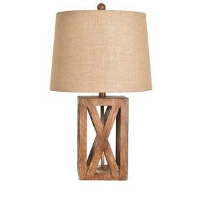 25.75 Inch One Light Table Lamp