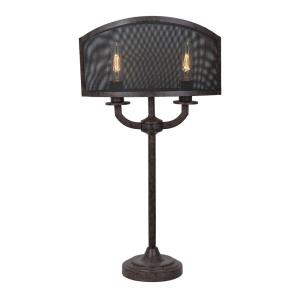 Brooks - Two Light Table Lamp