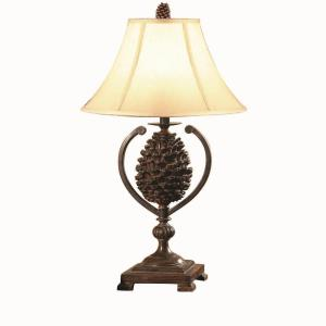 Pine Creek - One Light Accent Lamp