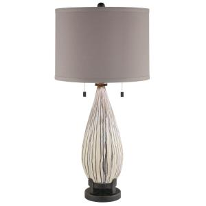 Mason - Two Light Table Lamp