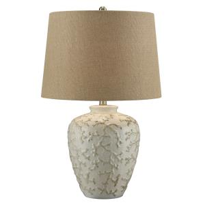 Sand Coral - One Light Table Lamp