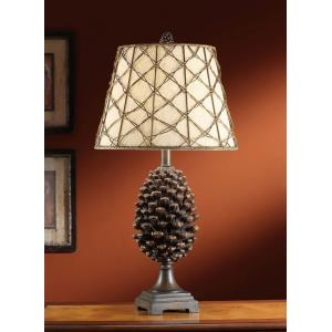 Pine Bluff - One Light Table Lamp