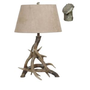 Deer Shed - One Light Table Lamp