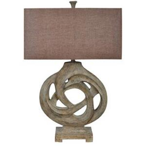 Coiled Brand - One Light Table Lamp