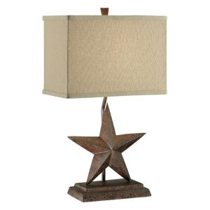 Star - One Light Table Lamp