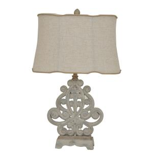 Sarah - One Light Table Lamp