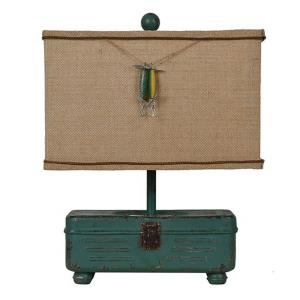 Tackle Box - One Light Table Lamp
