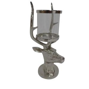 Stag - 20 Inch Candleholder