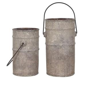 10.5 Inch Water Pails (Set of 2)